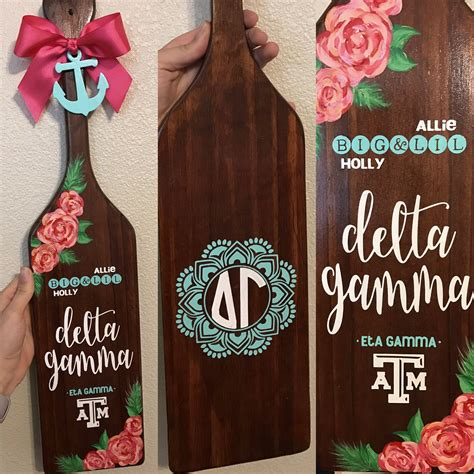 Diy Wood Fraternity Paddle